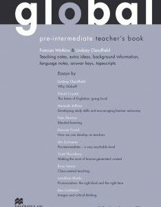 Global Pre-intermediate Teacher's Book