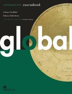 Global Intermediate Student's Book + MPO