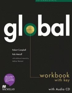 Global Intermediate Workbook + CD with Key