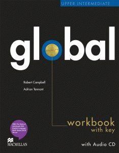 Global Upper-Intermediate Workbook + CD with Key