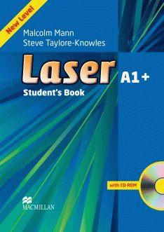 Laser A1+ 3Ed Student's Book+MPO