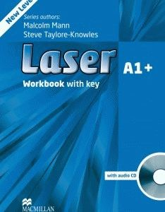 Laser A1+ 3Ed Workbook