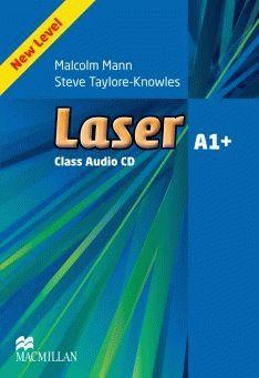 Laser A1+ 3Ed CD