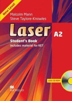 Laser A2 3Ed Student's Book+MPO
