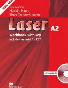 Laser A2 3Ed Workbook