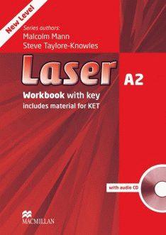 Laser A2 3Ed Workbook