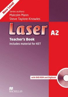 Laser A2 3Ed Teacher's Book