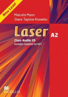 Laser A2 3Ed CD