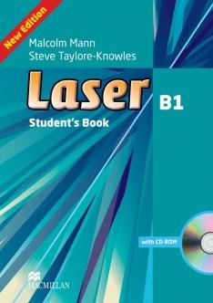 Laser В1 3Ed Student's Book+MPO