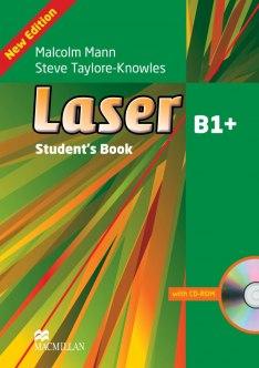 Laser В1+ 3Ed Student's Book +MPO