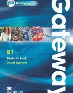 Gateway B1 Student's Book + webcode