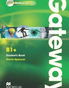 Gateway B1+ Student's Book + webcode