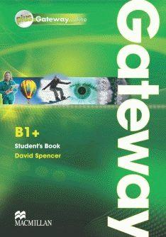 Gateway B1+ Student's Book + webcode