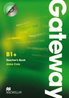 Gateway B1+ Teacher's Book