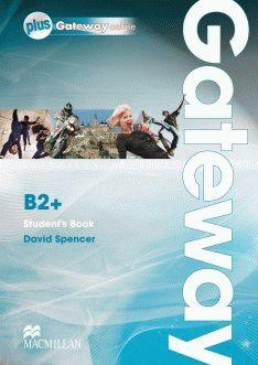 Gateway B2+ Student's Book + webcode