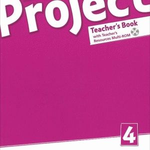 Project 4Ed 4 Teacher's Book