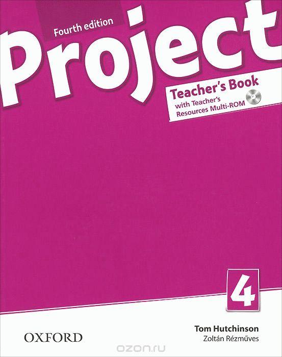 Project 4Ed 4 Teacher's Book