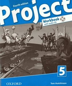 Project 4Ed 5 Workbook with Audio CD