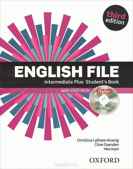 English File Intermediate Plus 3rd Ed Student's Book