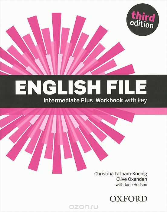 English File Intermediate Plus 3rd Ed Workbook