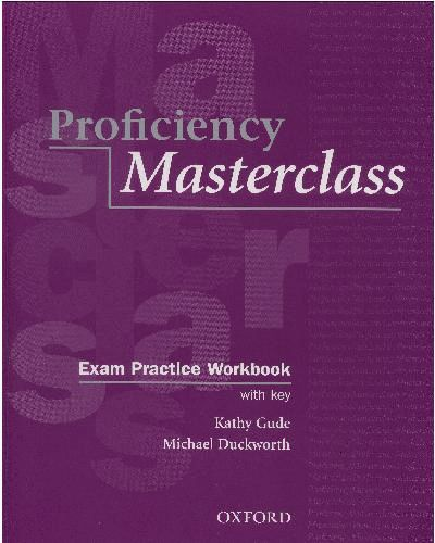 Proficiency Masterclass. Workbook with Key and Audio CD Pack