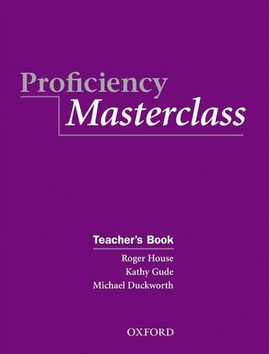 Proficiency Masterclass. Teacher's Book