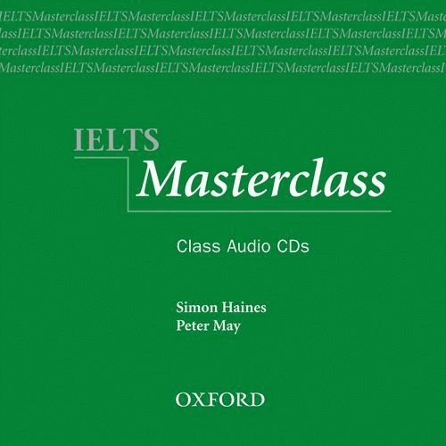 IELTS Masterclass: Class Audio CDs (2)