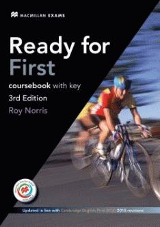 Ready for First 3rd Edition Student's Book + MPO + Audio Pack with Key