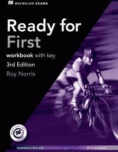 Ready for First 3rd Edition Workbook + Audio CD Pack with Key