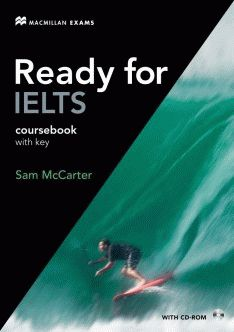 Ready for IELTS Student's Book + CD-ROM pack with Key