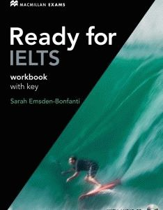 Ready for IELTS Workbook and Audio pack with Key