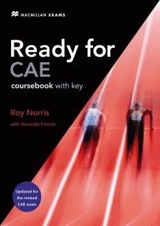 Ready for CAE Student's Book With Key