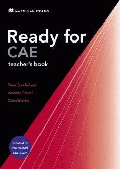 Ready for CAE Teacher's Book - New Edition