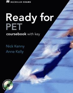 Ready for PET Student's Book with Key CD-ROM Pack
