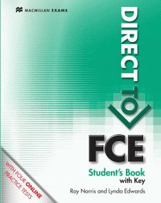 Direct to FCE Student's Book with key plus Website Pack
