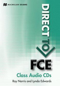 Direct to FCE Class Audio CDs