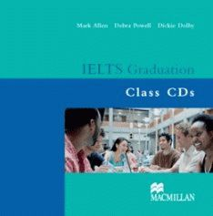 IELTS Graduation (Band 5.5-7.5) Class CD