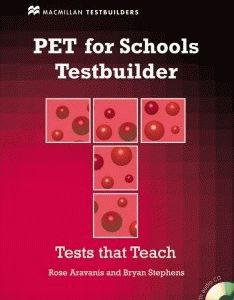 PET for Schools Testbuilder and Audio CD Pack
