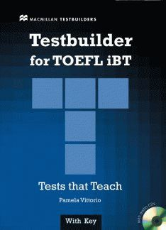 TOEFL iBT Testbuilder and Audio CD Pack