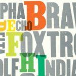 Международный английский фонетический алфавит для моряков