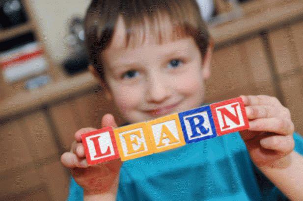 Если ты совсем малыш, начинай учить English
