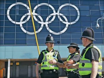 Олимпийское спокойствие или английское?