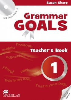 Grammar Goals Level 1 Teacher's Book Pack