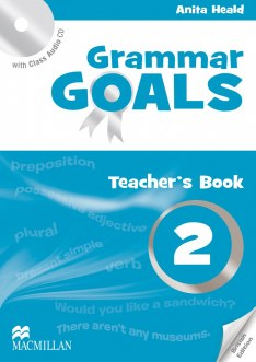Grammar Goals Level 2 Teacher's Book Pack