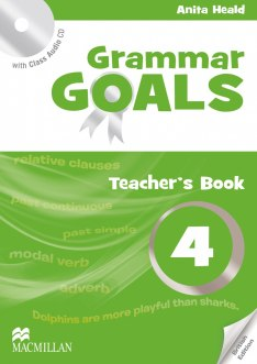 Grammar Goals Level 4 Teacher's Book Pack
