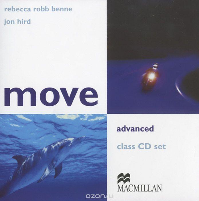 Move Advanced Class CD