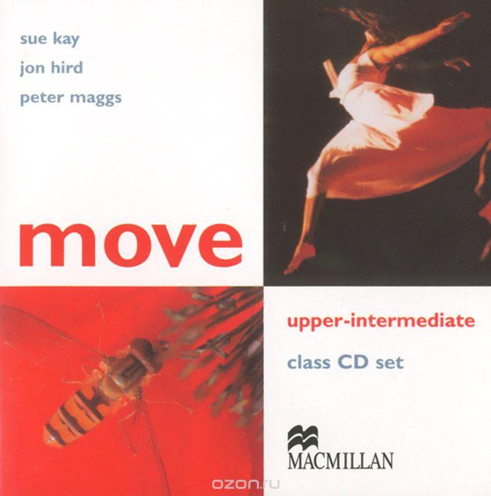 Move Upper intermediate Class CD