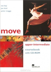Move Upper intermediate Coursebook with CD-ROM