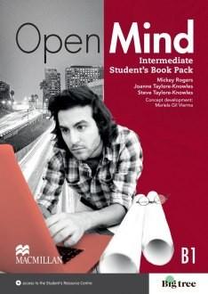 Open Mind Intermediate Student's Book Pack