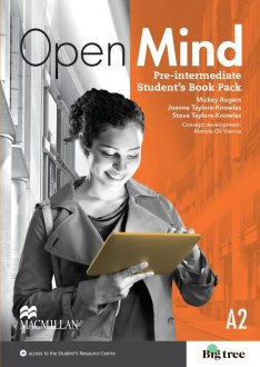 Open Mind Pre-Intermediate Student's Book Pack
